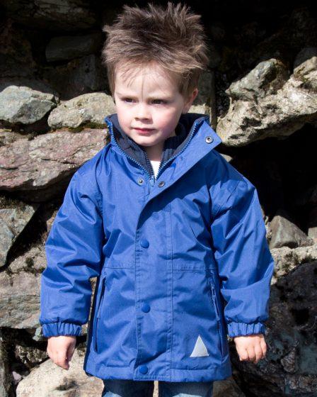 personalised waterproof jackets kids